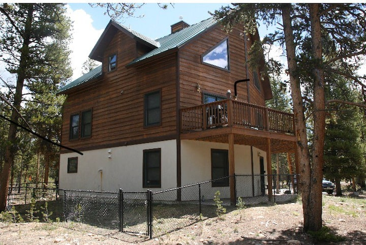 Leadville-Perfect for Families in a Quiet Location