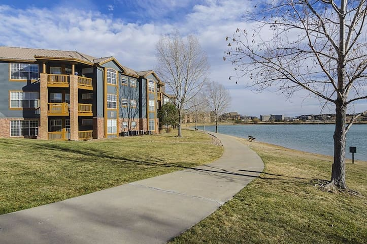 Beautiful furnished short term rental in Superior
