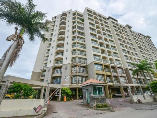 兰卡威 CENTURY SURIA (环境舒适的公寓/民宿 )