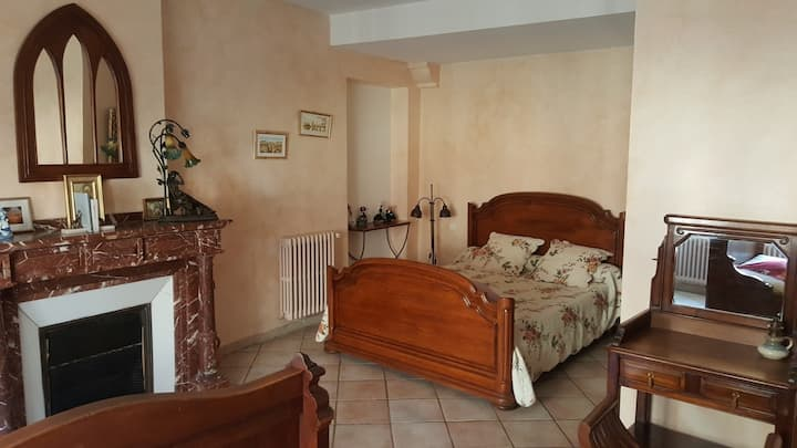 room Limoux house josepha
