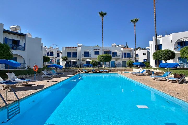 One Bedroom Apartment opposite CTO Beach, Larnaca