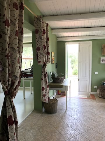 entrance (kitchen/living room/lunchroom )