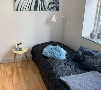 Cosy quiet room central near city, beach and train