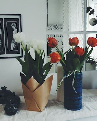 Your splendid home in Kyiv - Kyiv - Apartment