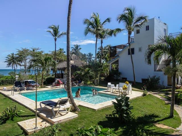 villa la isleta vue sur mer - Las Galeras - Villa