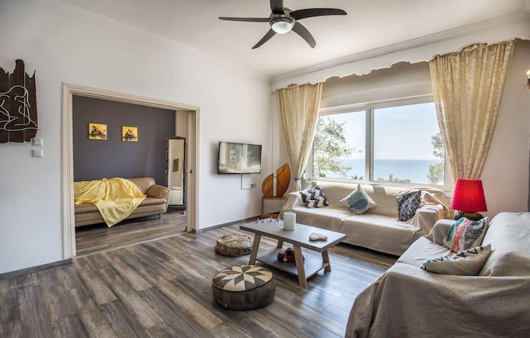 Malama 's beach house