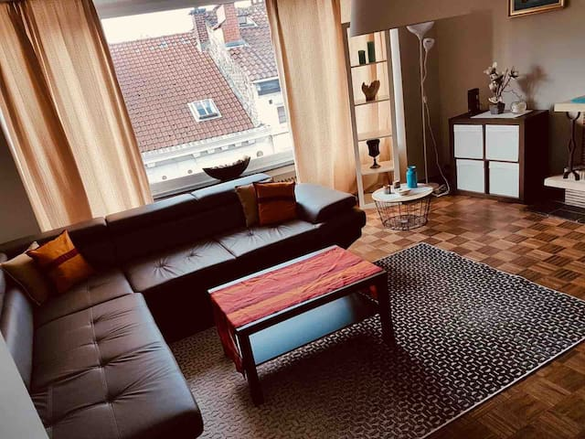 Appartement in heart of Brussels