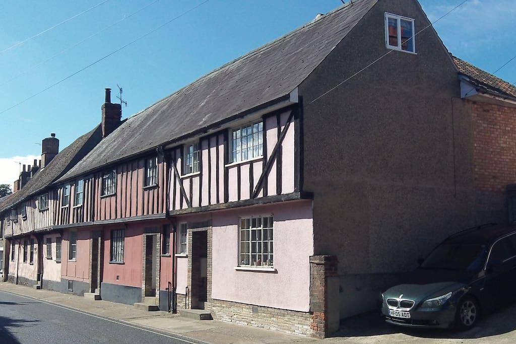 Bury St Edmunds Restaurants Pubs