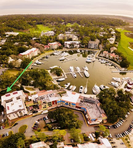 Harbour Town/Sea Pines-Pool pass included