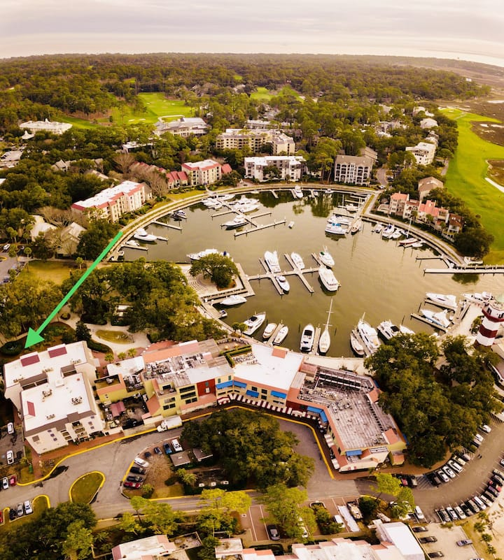Mariner's Way Retreat in Harbour Town/Pool pass