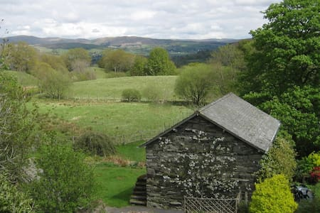 Hatters Cottage - a central Lake District hideaway - Hawkshead Hill - Hus