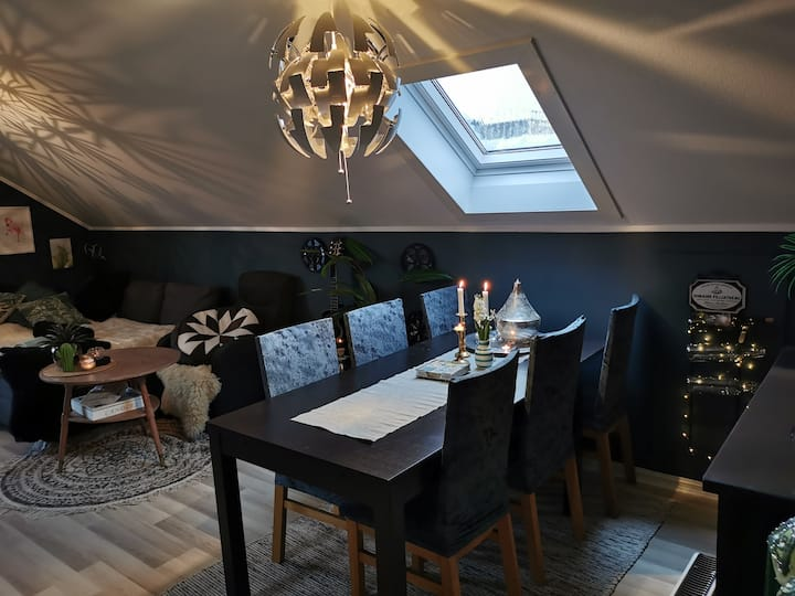 Cozy apartment in the center of Kristiansand