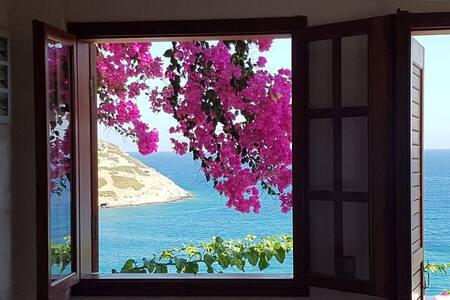 Meltemi Cretan Dream Studio apartment Mochlos