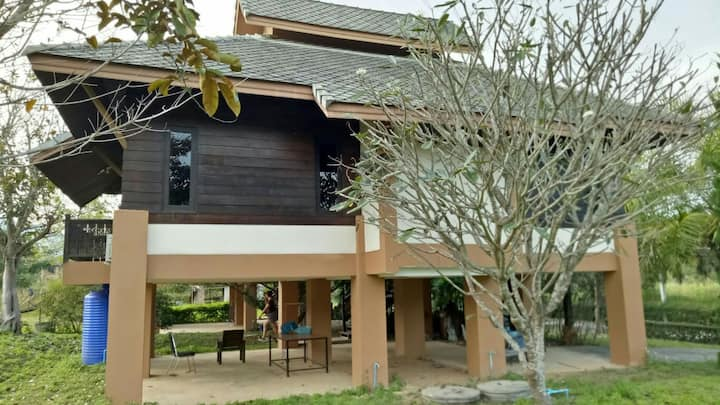 Pai Contemporary Thai House-Family unite 2