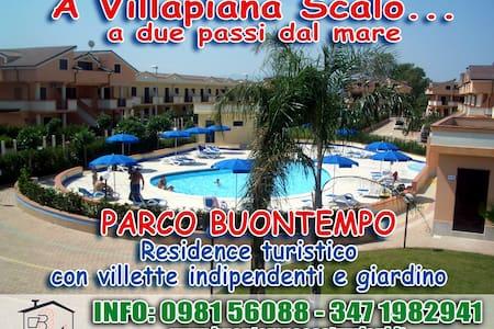 a pochi passi dal mare - Villapiana - Pis