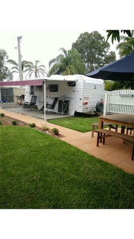 Oasis near beach, private camping experience