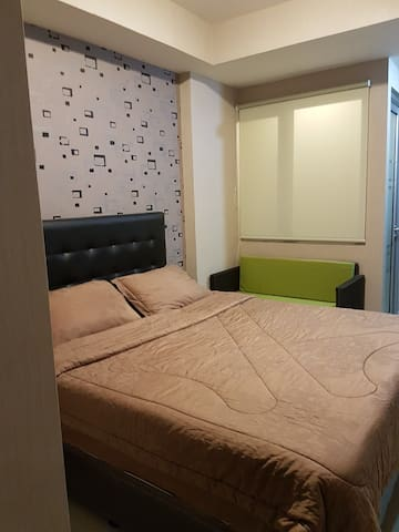 Cozy Sudirman Suites B  (1-2 person ) - Bandung Kulon - Wohnung
