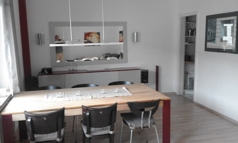 Top Apartment in zentraler Lage - Essen - Apartment
