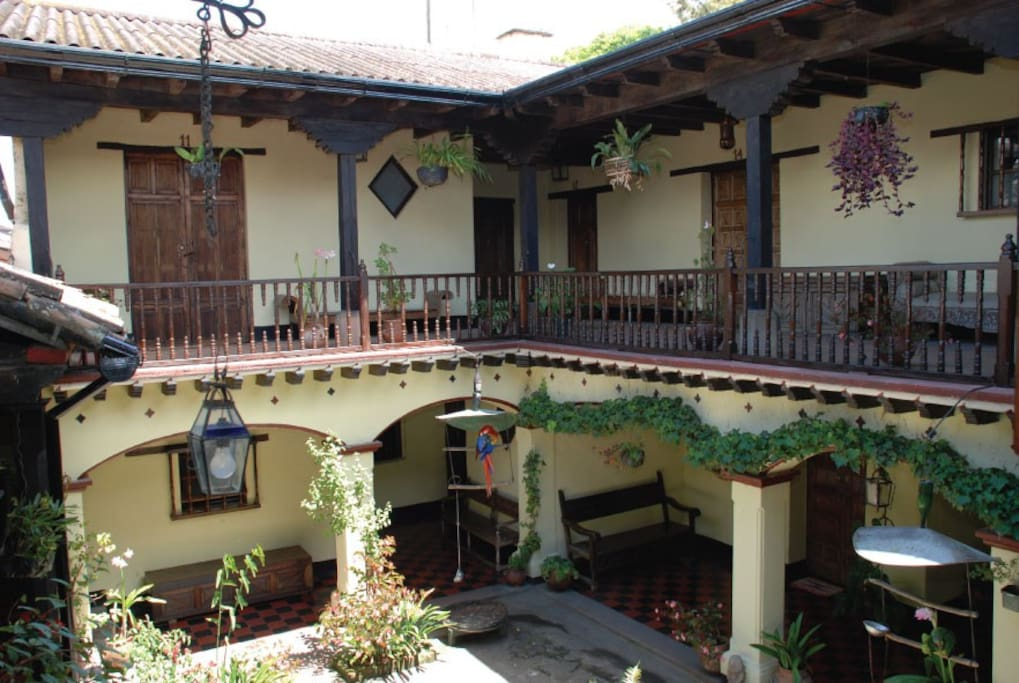 Hotel Museo Mayan Inn Chichicastenango