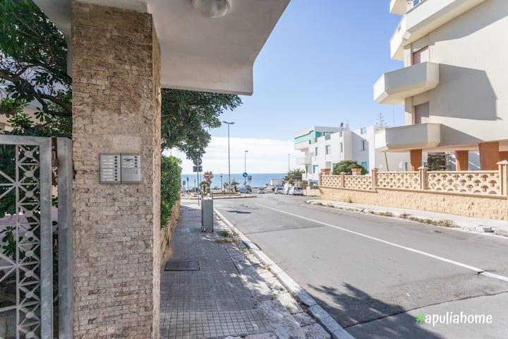 Appartamento lungomare con vista - Gallipoli