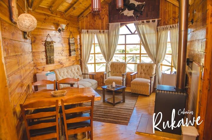 Cabañas Rukawe Chiloé 4 personas