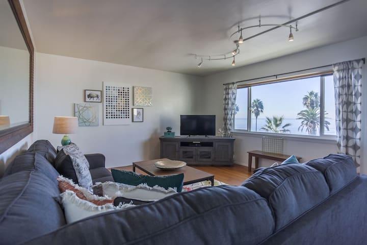 Oceanfront 2BR in La Jolla - San Diego - Appartement