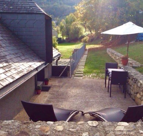 Gîte charmant au coeur des Hautes-Pyrénées