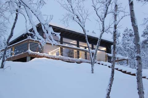 Villa Váibmu - luxury by nature