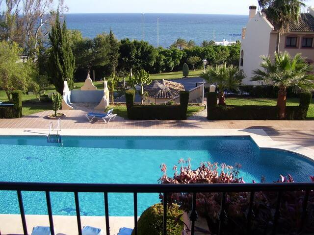H4 TORREOCEANO APARTMENT SEA AND POOLS - Mijas - Lejlighedskompleks