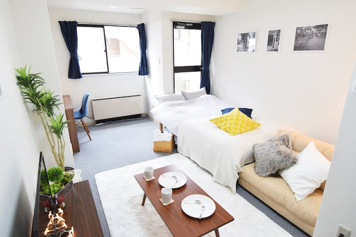 Open sale! 3 min Station:Near Shibuya,Shinagawa#1 - Shinagawa - Appartement