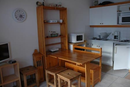 Appartement 4 Pers.Plein Sud. - Aime
