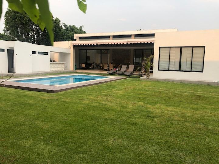 Casa Toscana Atlixco SANITIZADA Descansería & Pool