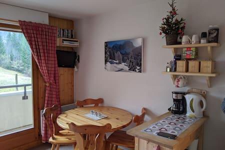 Grand Cerf Ski and Mountain apartment near Morzine