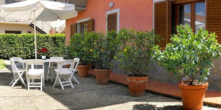 Bonechi's villa