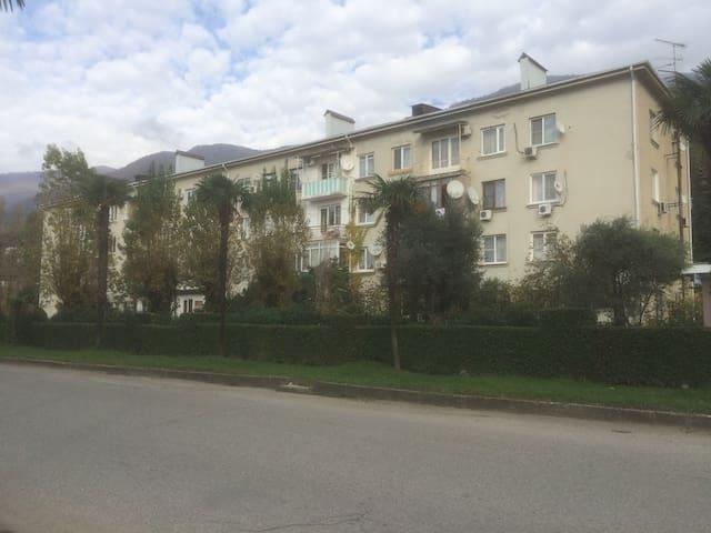 Квартира в 200 м от моря - Gagra - Appartement