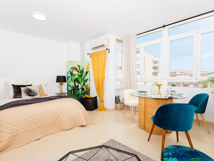 Wonderful apartment in the center of Torremolinos