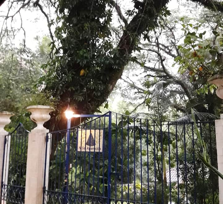 Casa de Campo serra da Bocaina , Natureza .