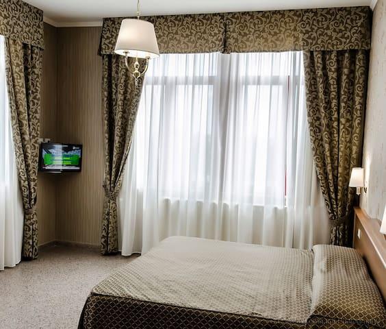 LA TUA STANZA DI CASA IN UN HOTEL - Lucera - Bed & Breakfast