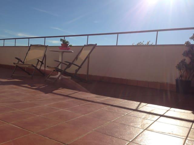 Apartment with terrace in Mérida - Mérida - Flat