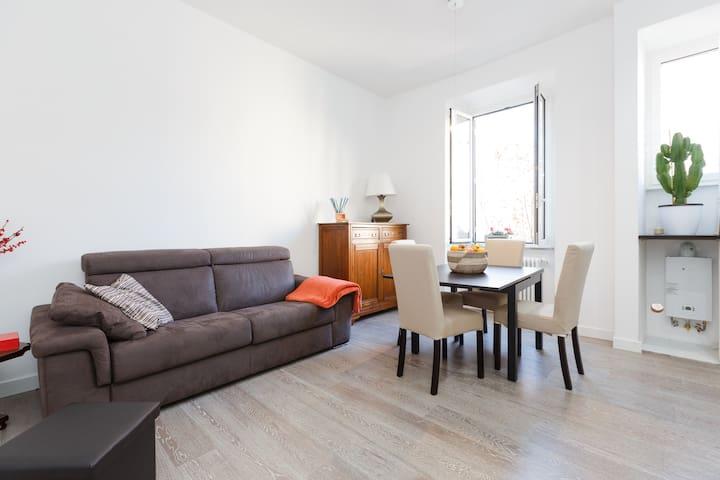 Testaccio historic center - Rzym - Apartament