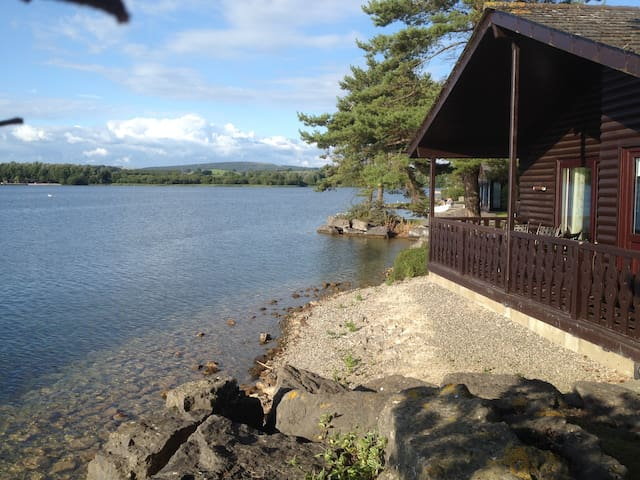 Pine Lake Resort in Carnforth - Carnforth - บ้าน