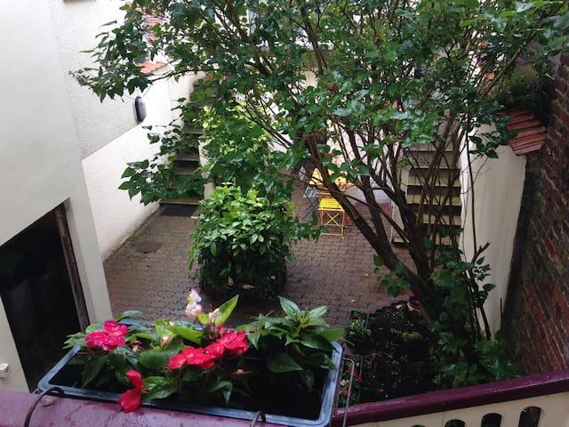 Appartement à quelques pas du centre - Le Touquet-Paris-Plage - Apartemen