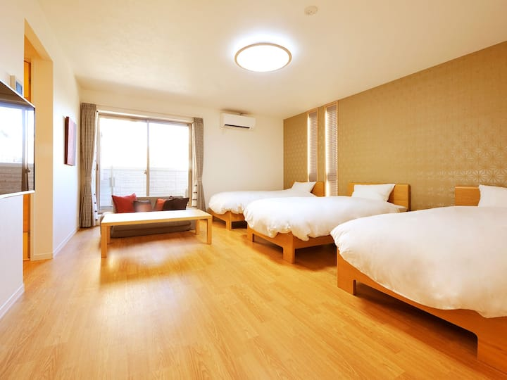 36㎡ large space!max.4 guests available◆standard