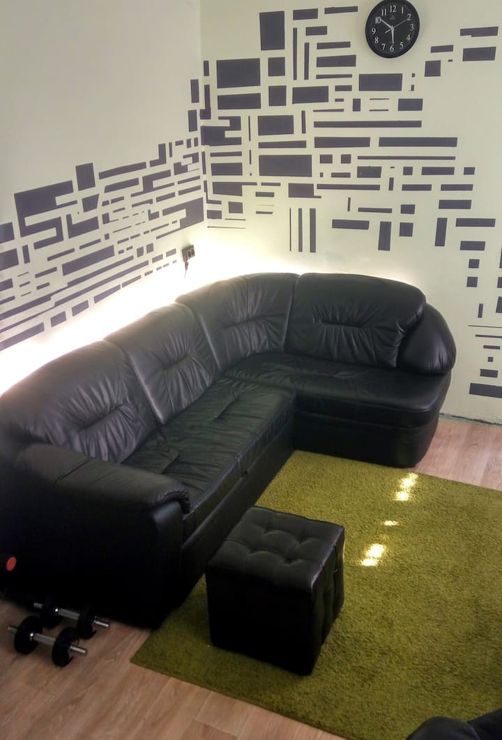 House in the center of Samara with all amenities