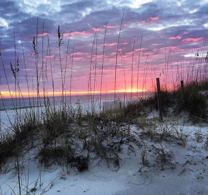 Always a Good Time for the Beach: Sunrise Village