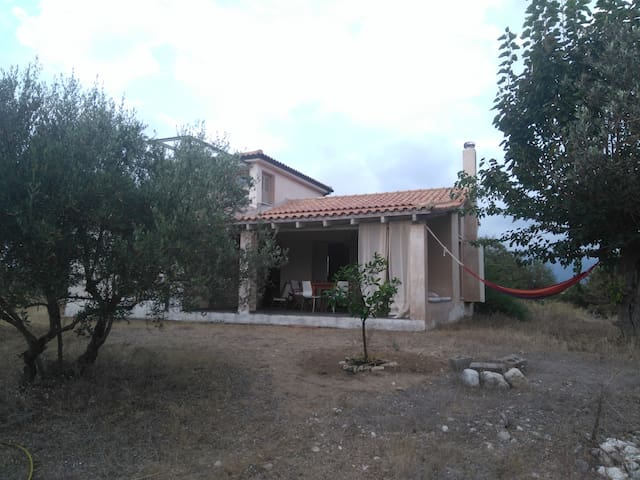 Ποτόκι - Kakovatos - House