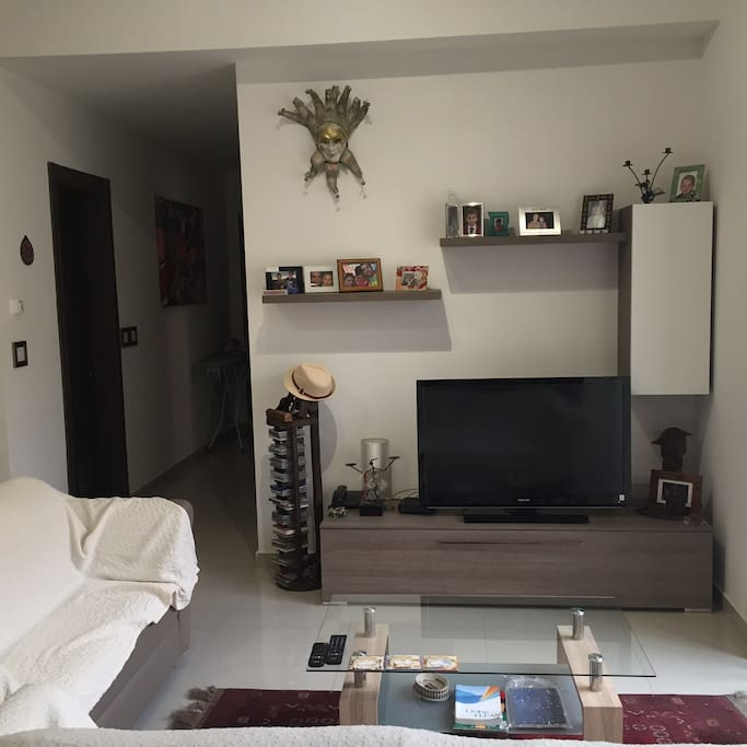 Cosy Living room with TV