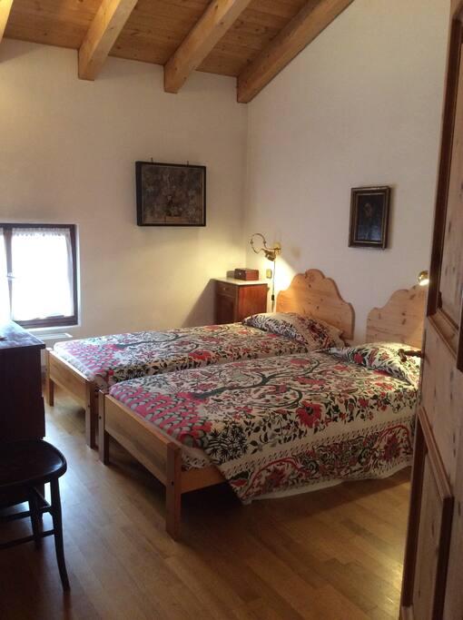 camera da letto n°1