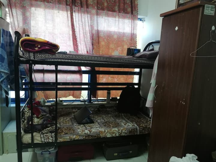 Bed Space in Abu Dhabi