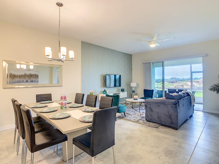 NEW SPECIAL OFFER - FANTASTIC NEW CONDO AT CHAMPIONS GATE